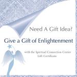 SC Center Gift Certificate